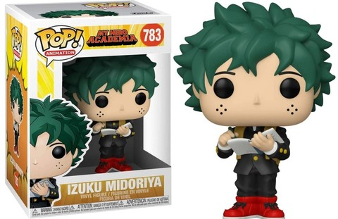 My Hero Academia – Izuku Midoriya (Middle School Uniform) Funko Pop! || Мидория Изуку