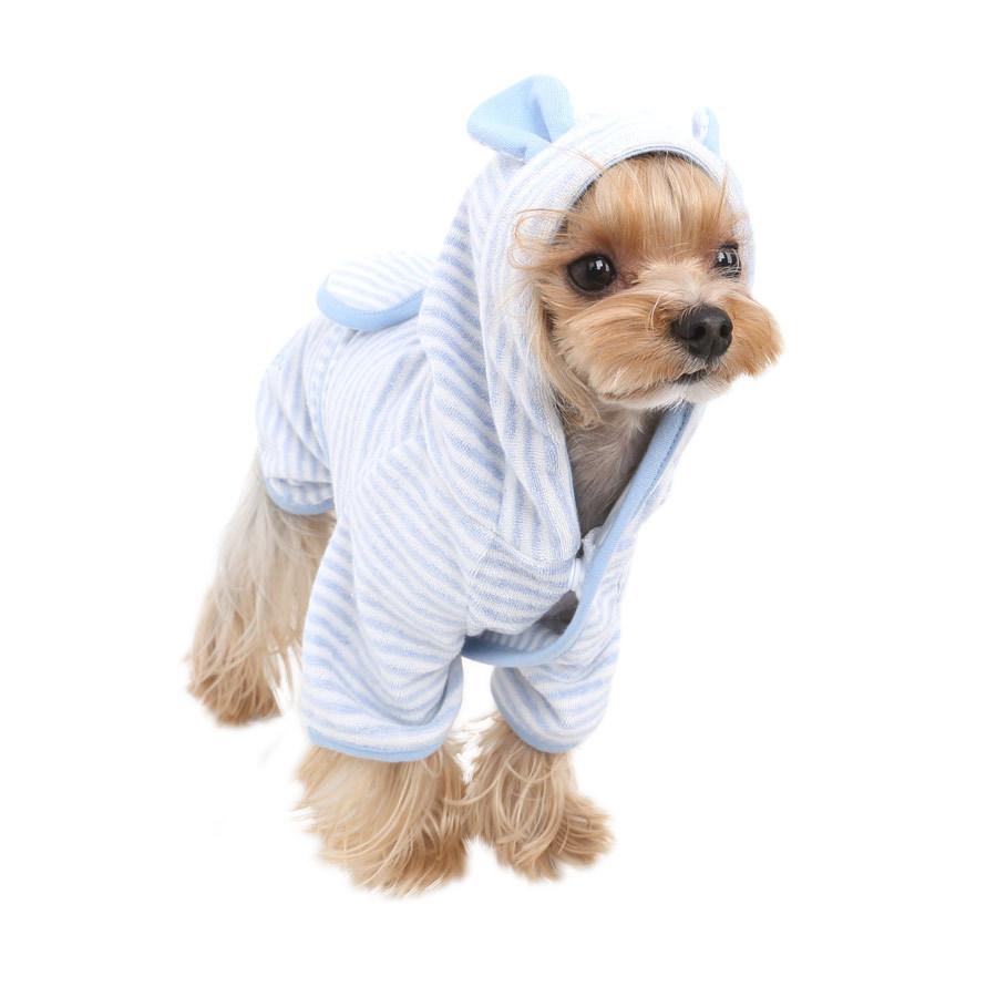 Банный халат для йорка