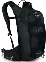 Рюкзак велосипедный Osprey Siskin 12 Obsidian Black