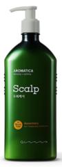 Бессиликоновый укрепляющий кондиционер для волос с розмарином AROMATICA Rosemary Hair Thickening Conditioner 250 мл