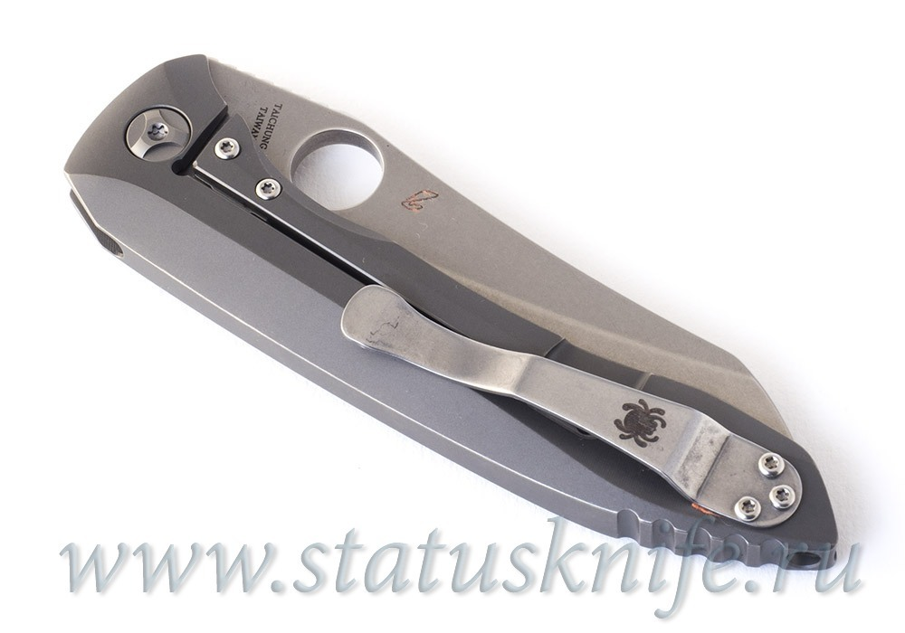 Нож Spyderco Paysan C238TIP - фотография