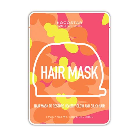 KOCOSTAR   Camouflage Восстанавливающая Маска для волос / Hair Mask, (30 мл)