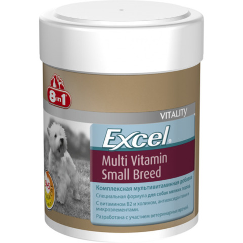 8 in 1 Multi Vitamin Small Breed 70 таб.