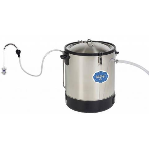Мини пастеризатор-сыроварня Milky FJ 30, 30 литров