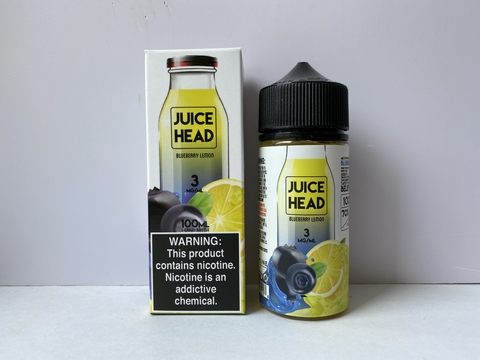 Blueberry Lemon by Juice Head 100мл