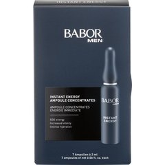 Babor MEN Ампулы Instant Energy Ampoule Concentrates