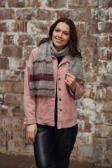 Набор для вязания шарфа Меланж