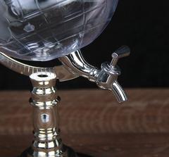 Графин для напитков Глобус, фото 2