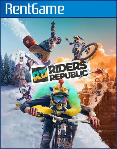 Riders Republic PS4 | PS5