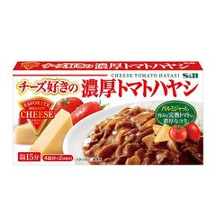Приправа Карри S&B Hayasi сыр и помидоры 165 гр