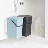 Набор ведер для мусора SORT&GO 16л (2шт), артикул 110023, производитель - Brabantia, фото 7