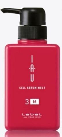 Интенсивный крем для увлажнения волос IAU CELL SERUM MELT, 1000 мл.
