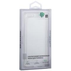 Чехол силиконовый Innovation для Samsung GALAXY S10 Lite тонкий 0.6 мм прозрачный