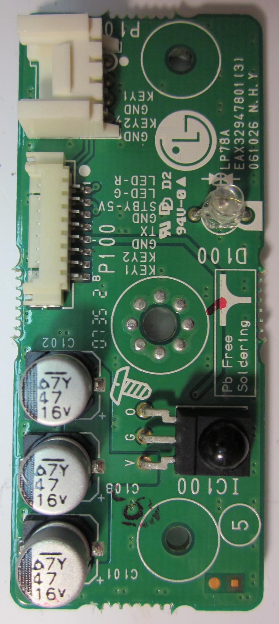 EAX32947801(3) LP78A