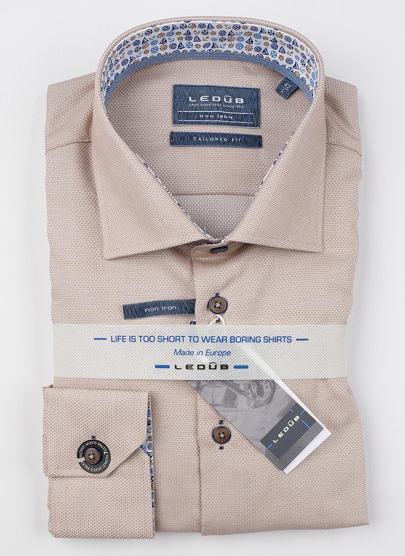 Рубашка Ledub tailored fit 0138639-640-170-140