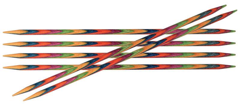 Спицы KnitPro Symfonie чулочные 2,75 мм / 20 см 20132