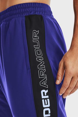 Мужские синие спортивные брюки UA SPORTSTYLE GRAPHIC TK PNT Under Armour