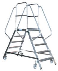 Лестница - платформа двухсторонняя 8 ступ