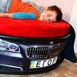 Матрас слим 7см (Ауди, Мерседес, BMW, Камаро)