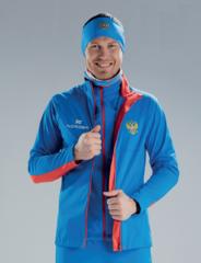 Элитная утеплённая лыжная куртка Nordski Elite RUS 2020