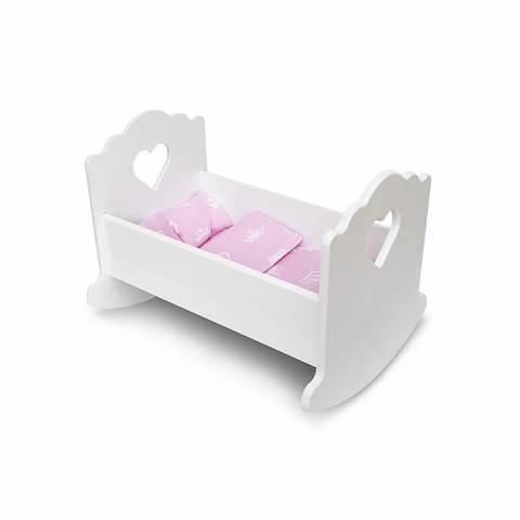 Кроватка-люлька «Сердечко»