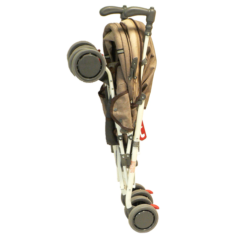 Прогулочная коляска - трость BALU S422 - Бежевый (NEW)