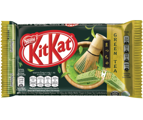 Батончик Kit Kat Green tea 35 гр