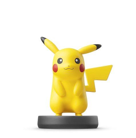 Фигурка Amiibo: Super Smash Bros. Pikachu || Пикачу