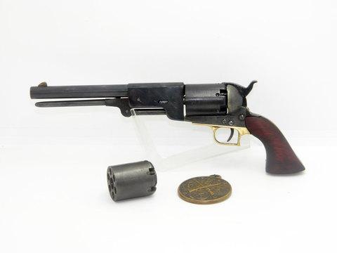 Miniature Colt Walker revolver scale 1:2