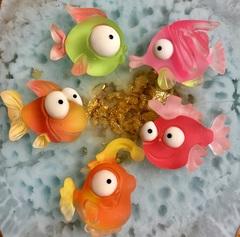 Молд рыбки