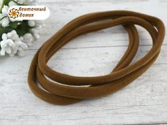 Повязка бесшовная One Size коричневая 14,5 см (уценка)