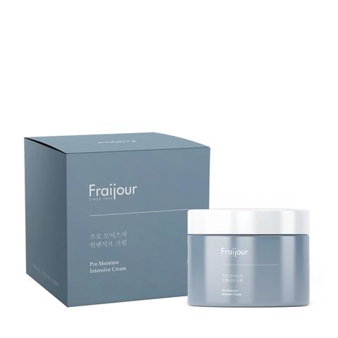 Интенсивно увлажняющий крем для кожи лица Fraijour с комплексом пробиотиков 50 мл