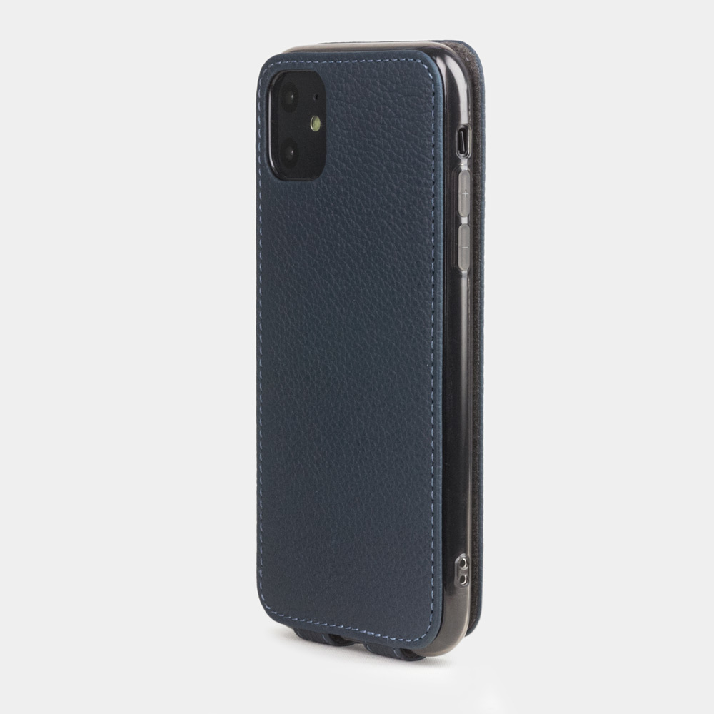 Case for iPhone 11 - blue mat