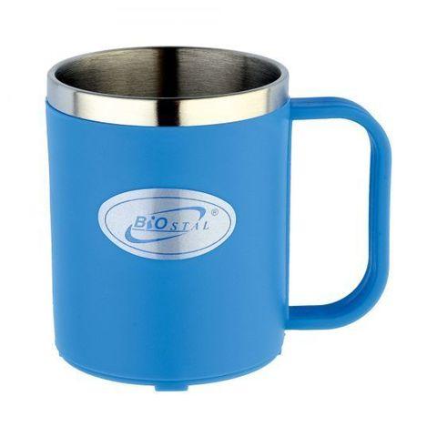 Кружка Biostal Flër (0,2 литра), синяя