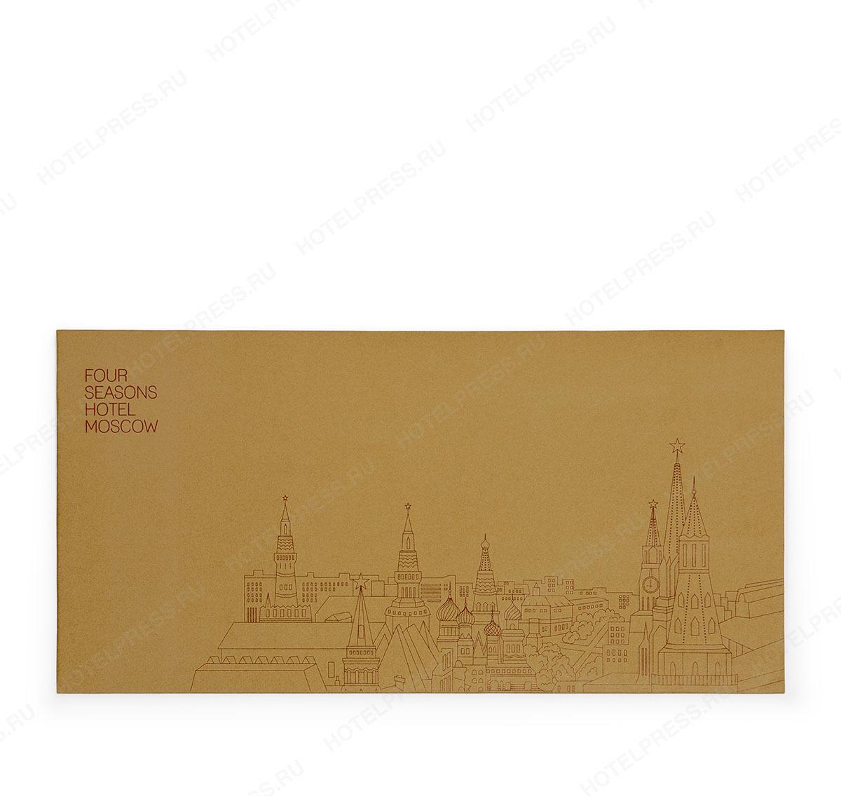 Дизайнерский евроконверт отеля Four Seasons