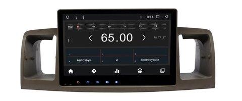 Магнитола Toyota Corolla 2000 - 2008 Android 9.0Android 9.0 2/32GB модель CB 3022T8