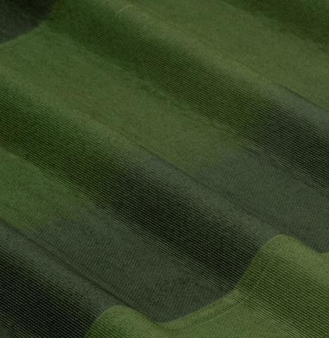 Ондулин черепица зеленый 1950х950 мм