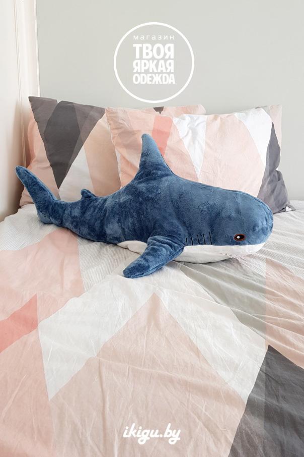 """Скидки Подушка """"Акула"""" 80 см shark5.jpg"""