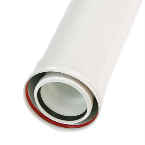 Baxi коаксиальное удлинение DN Ø 110/160 мм, 0.50 м для Duo-tec MP 90-110 кВт (KUG 71413371)