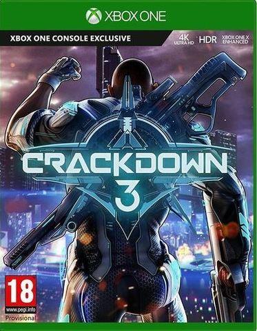 Crackdown 3 (Xbox One/Series X, английская версия)