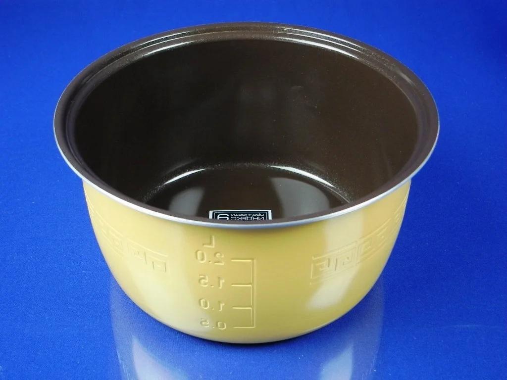 RB-C302 Чаша (кастрюля) (3 литра) керамическая для мультиварки Redmond RMC-M4505,RMC-M10,RMC-M11,RMC-M12,RMC-M13