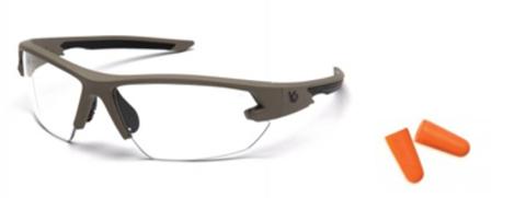 Защитные очки Pyramex Semtex 2.0 PREMIUM Class (VGST1410T)