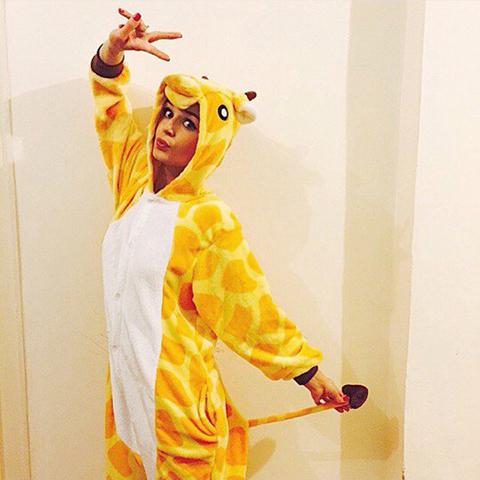 Солнечный жираф - Полина Гагарина посылает миллион лучиков миру