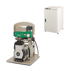 DK50 PLUS безмасляный компрессор (1 установка) Ekom