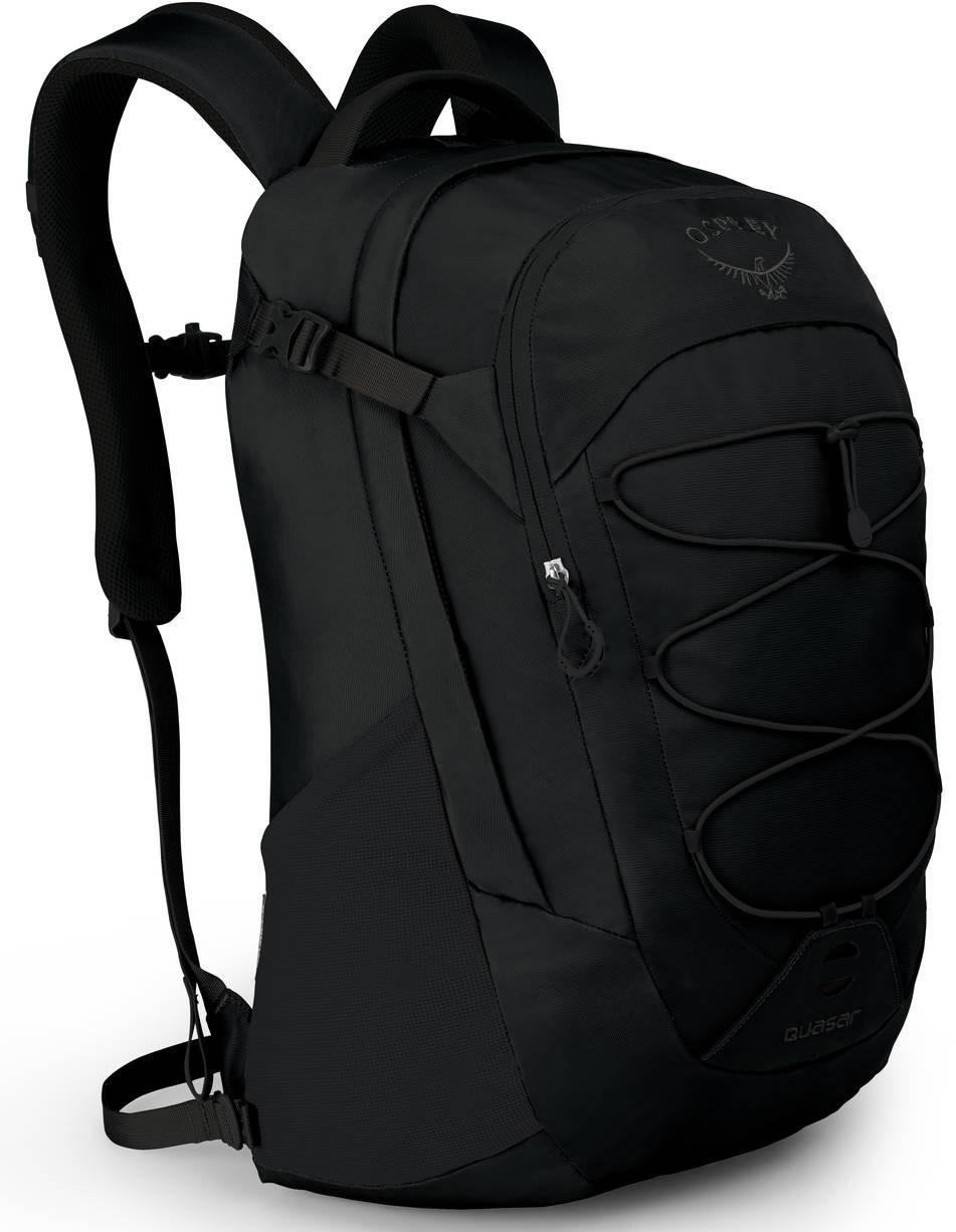 Городские рюкзаки Рюкзак городкой Osprey Quasar 28 Black Quasar_F19_Side_Black_web.jpg