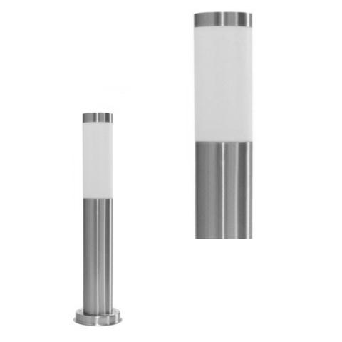 Садово-парковый светильник FERON DH022-650 18W 230V E27 серебро
