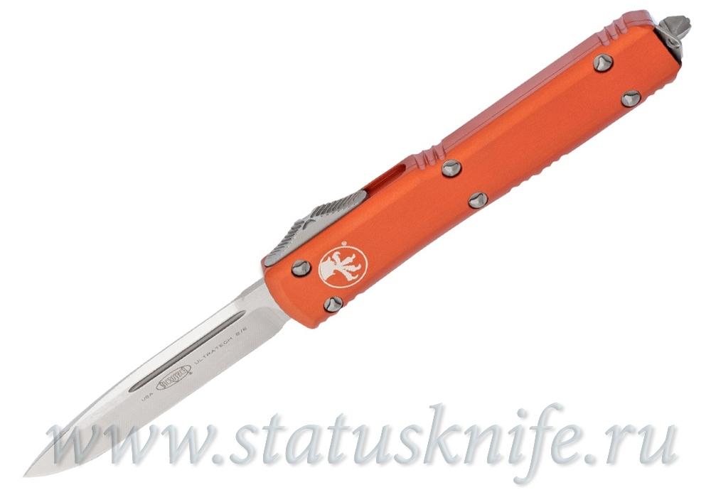Нож Microtech Ultratech Satin модель 121-4OR
