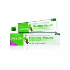 "Jason Уход за полостью рта: Гелевая зубная паста ""Чайное дерево"" (Healthy Mouth Gel Paste), 170гр"