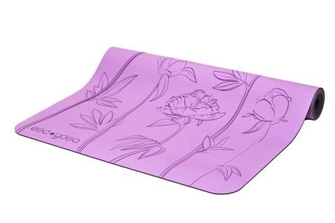 Каучуковый коврик для йоги Pions 185*68*0,4 см