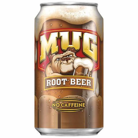 MUG Root Beer корневое пиво 0,355